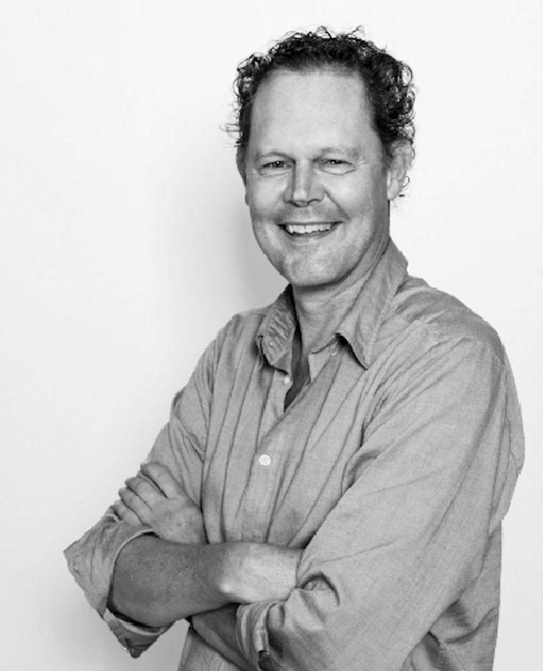 Erwin van de Pol, historicus, ex-diplomaat en adviseur Beeld -