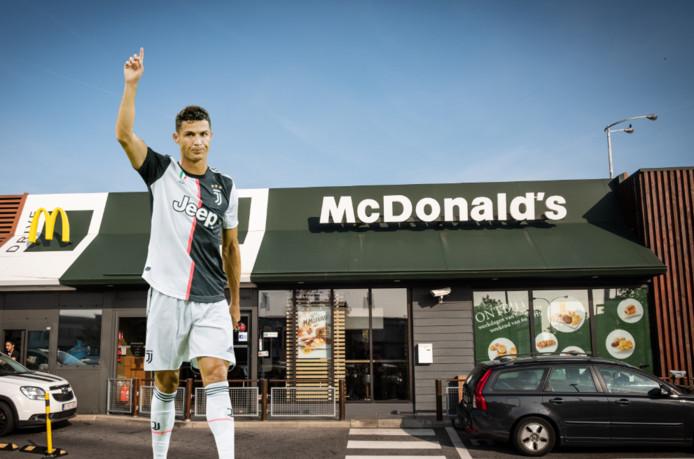 Cristiano Ronaldo avait l'habitude d'aller dans un McDonald's pour mendier des hamburgers