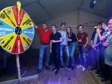 The Wheel of Music bepaalt de muziekstijl op Bamisfeesten