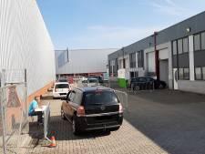Schrikken in de teststraat in Harderwijk