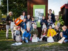Basisschoolleerlingen krijgen ontdektasje Nationaal Park Utrechtse Heuvelrug