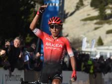 Quintana trekt in Tour du Var hoogvorm door