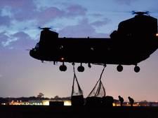 Rechter geeft omwonenden gelijk: helikopters Gilze-Rijen oefenen tot middernacht