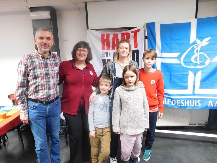Hart Boven Hard wint de Vredesprijs.