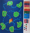 Het spel dat Lise Klapwijk ontwikkelde voor haar profielwerkstuk.
