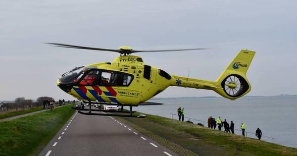 Belgische duikster raakt ernstig gewond bij duikongeluk in Wemeldinge.