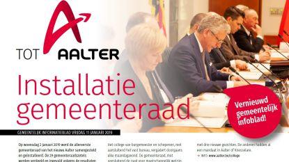 Vernieuwd infoblad valt vrijdag in 14.000 brievenbussen in Aalter en Knesselare