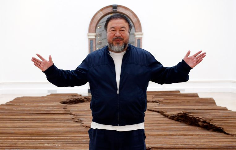 Ai Weiwei Beeld Getty Images