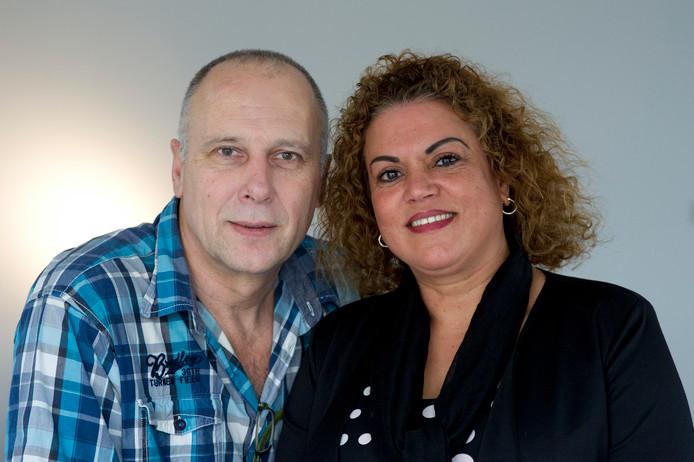 Jack van Bemmelen en Nora Boky.