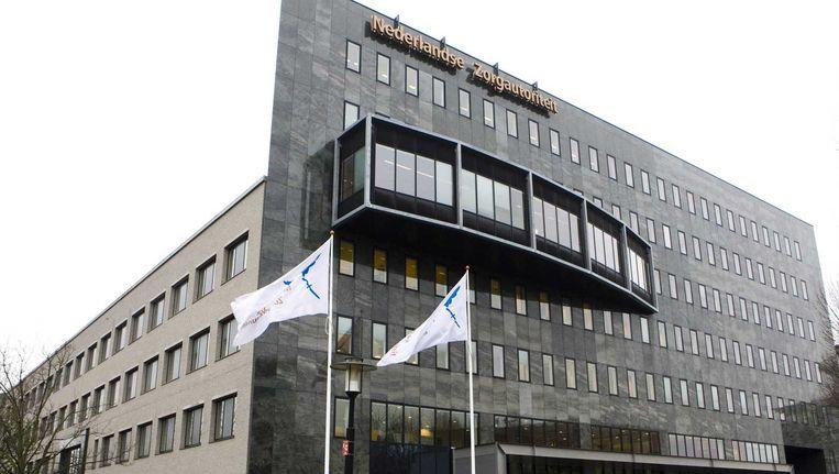 Het bestuur van de Nederlandse Zorgautoriteit moet anders, concludeert de commissie-Borstlap. Beeld anp