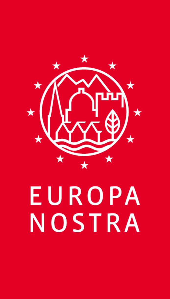 Het vignet van Europa Nostra