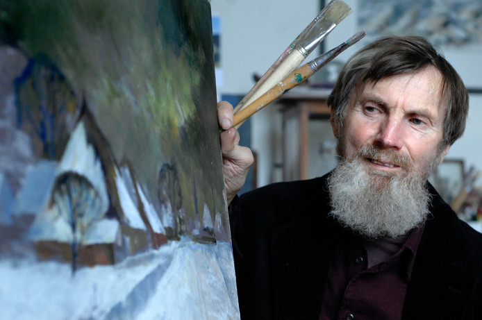 """Riemko Berends: ,,Je maakt kunst niet alleen voor jezelf. Doorgeven is mijn doel."""""""