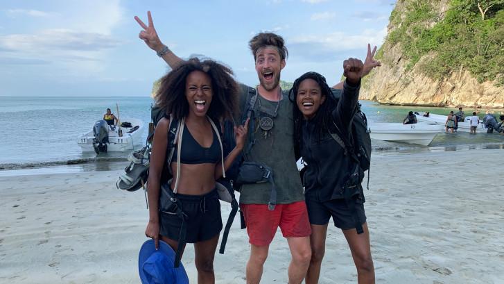 Anti-climax in finale Expeditie Robinson: De eindstrijd voelde amateuristisch aan