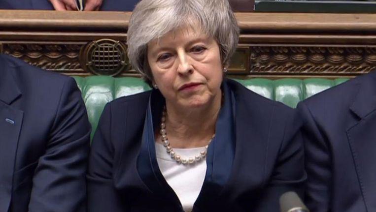 Premier Theresa May Beeld ANP