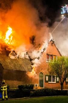 Brand legt verslavingskliniek Leger des Heils in Ugchelen in as
