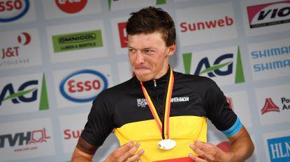 """Naesen start straks met Belgisch gepimpte fiets: """"Ik voel me top voor de Tour"""""""