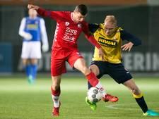 Jong FC Utrecht ondanks kansen onderuit tegen FC Dordrecht