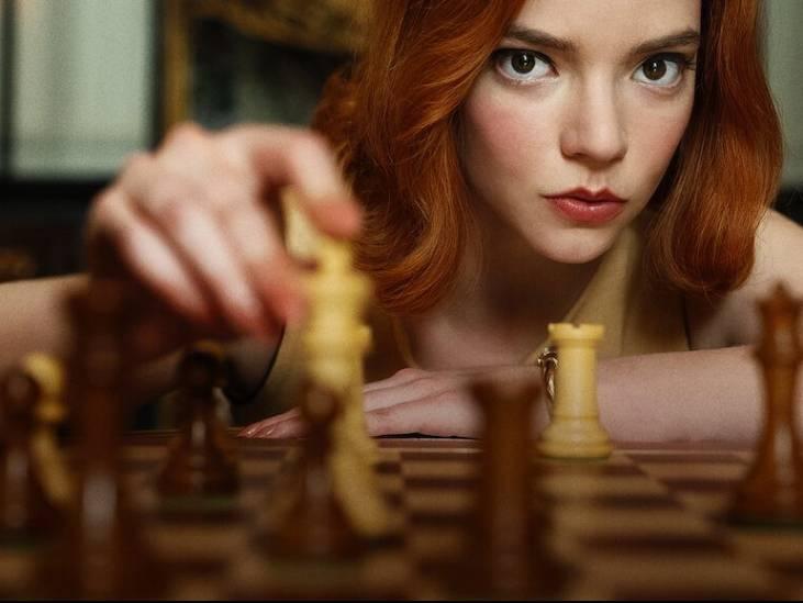 Hoe de schaaklessen van The Queen's Gambit onze hersenen kraken