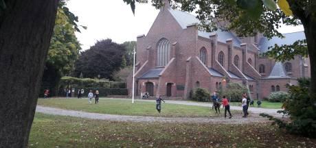 Bij zinnen komen en overnachten in Maria Boodschapkerk in Goirle