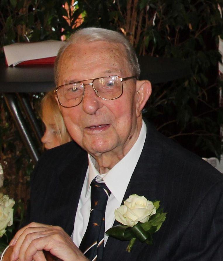 Oud-burgemeester Jos Houben.