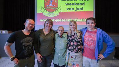 Verkiezing Poorter en Poorteres hoogtepunt op Sint-Pietersfestival
