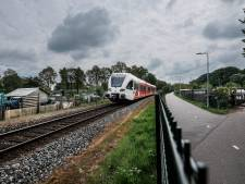 Trein rijdt weer tussen Doetinchem en Terborg