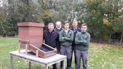 VTI-leerlingen bouwen zonnedroger voor Afrikaanse mangoboeren