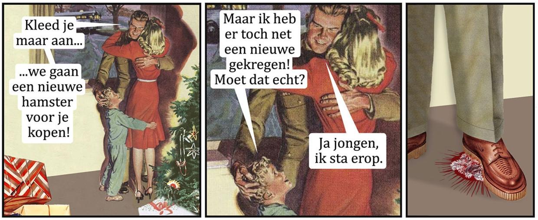 Klassieker van Jeroom Beeld Jeroom / HUMO