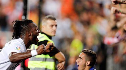 Batshuayi schrijft geschiedenis met treffer voor Valencia: eerste speler deze eeuw die scoort in 4 grote competities