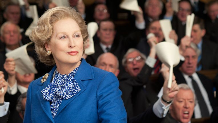 The Iron Lady Beeld