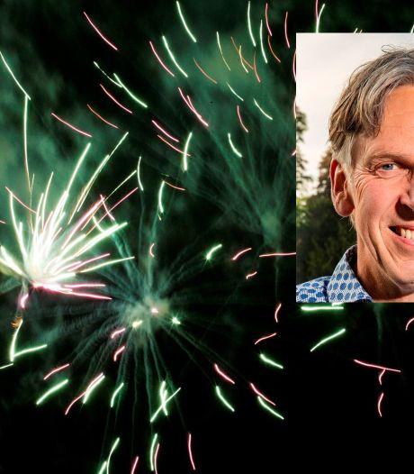 Hessel uit Apeldoorn krijgt zijn CDA net niet achter landelijk vuurwerkverbod