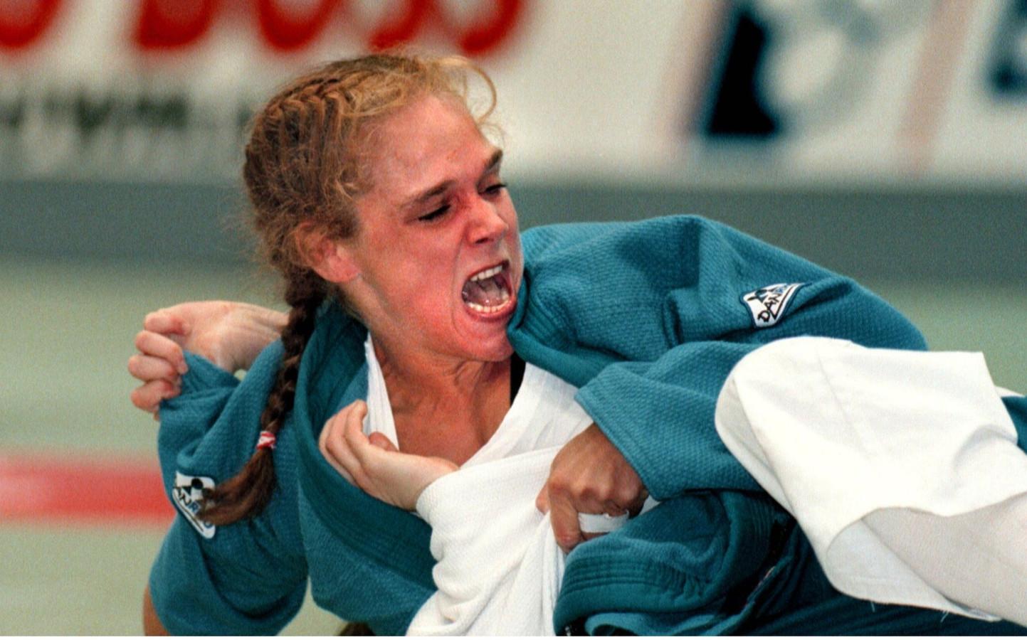 Jessica Gal in 1996.