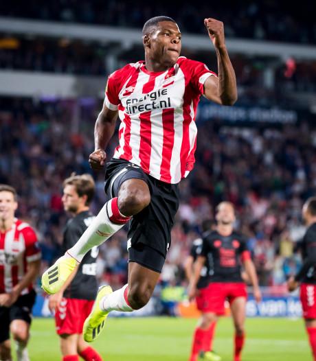 PSV winnaar van het openingsweekend in de eredivisie na remise Ajax en verlies Feyenoord