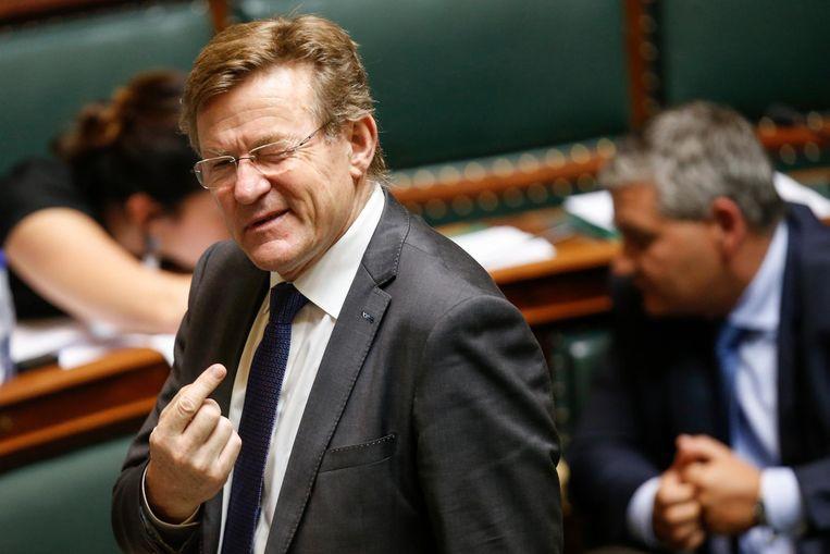 Minister van Financiën Johan Van Overtveldt