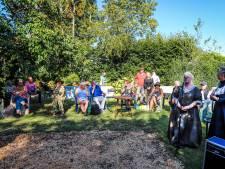 Dichteres Augusta Peaux geëerd met festival