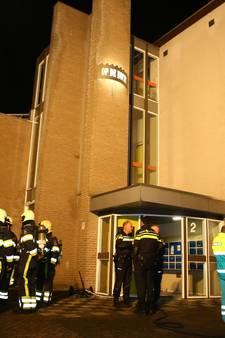 Appartementencomplex ontruimd door brandende kinderwagen in Sint-Oedenrode