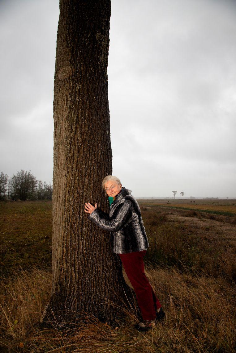Mieke Vodegel  Beeld Clemens Rikken