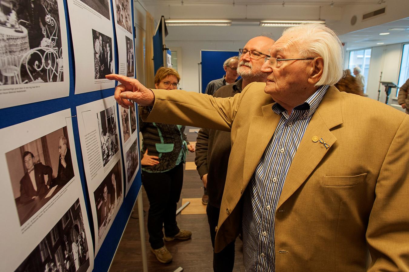 Hilvarenbeek Viert 100ste Verjaardag Jan Naaijkens Met Muziek En