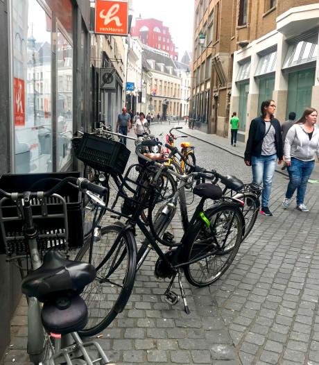 Breda wil niets weten van tekort aan stallingen: 'Genoeg capaciteit voor fietsen'