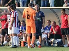 Griekse doelman Georgis Strezos traint mee bij Willem II