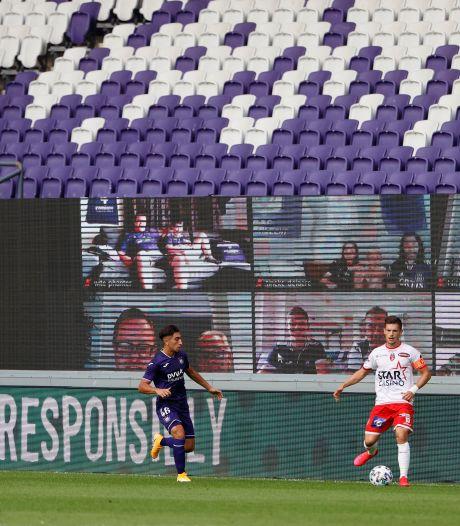 Les abonnés d'Anderlecht pourront revenir au stade en septembre