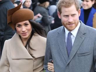 Oeps! Prins Harry gaat shoppen met Meghan en wordt aanzien als kerstboomverkoper