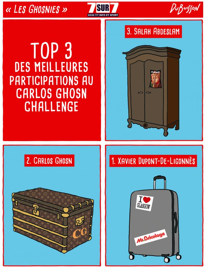 "Le ""Carlos Ghosn challenge"""