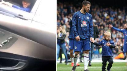 Ingetogen afscheid voor Hazard, maar vanuit wagen volgt dan toch hint over toekomst