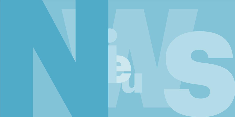 SITE en EDITIE artikel artikelpagina Nieuws typografie letter illustratie