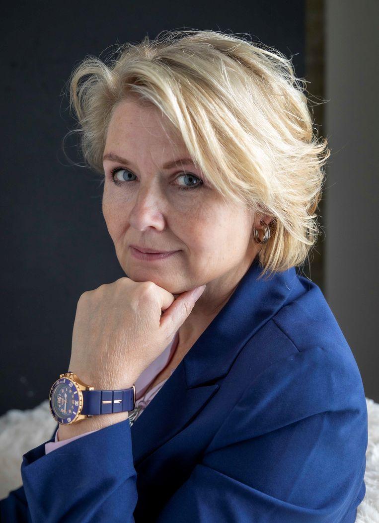 Judith Keessen. Beeld