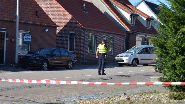 Ad Geers uit Calfven ziet auto ondersteboven langs huis 'vliegen': 'Tijd dat de gemeente ingrijpt'