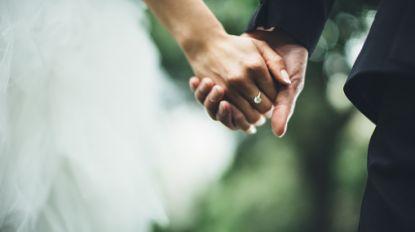 Pas getrouwd, maar bruidegom vraagt kwartier na huwelijk al scheiding aan
