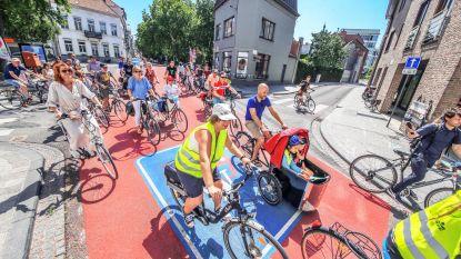 """Helft leeft regels in fietszone niet na: """"Geef het tijd"""""""