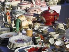 Verkoop van antiek en brocante in Zierikzee